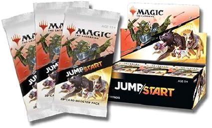 Amazon.com: MTG Magic The Gathering Jumpstart Booster Display Box ...