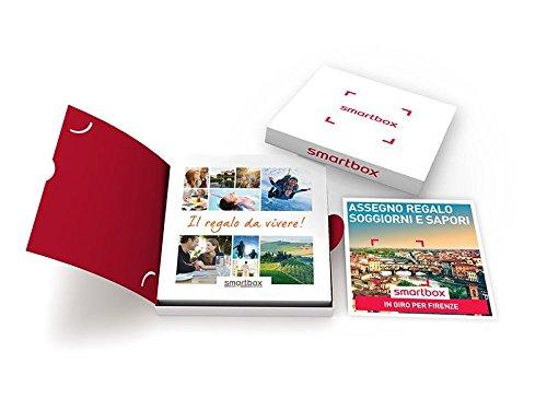 Smartbox cofanetto regalo in giro per firenze soggiorni in