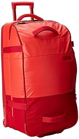 Burton Wheelie Double Deck Travel Bag - Real Red Tarp
