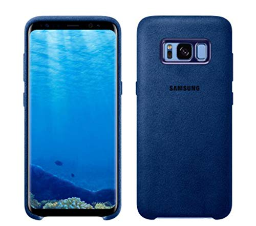 Galaxy S8 S8 Plus S8+ Case g9550 9500 Alcantara Back Leather Cover Protection Case 4 Color Anti-Fall