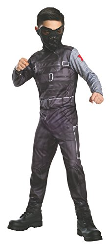 Rubies Captain America: The Winter Soldier Costume, Child Small -