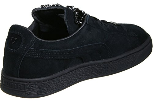 Puma Basket Jewels W Calzado negro