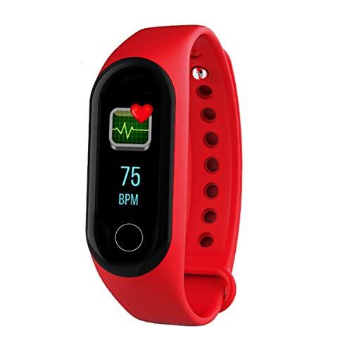 CLKJCYF Smart Bracelet Waterproof Black Technology Sports Bracelet Step Heart Rate Blood Pressure