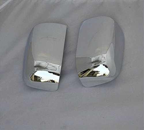 Chrome Exterior Mirror Housing - 3