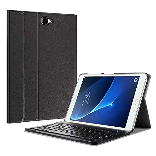 Buy Fintie Samsung Galaxy Tab A 10.1 (NO S Pen Version) Keyboard Case, Slim Lightweight Stand Cover ...