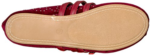 Flat Ballet Triplet LFL Women's for by Burgundy Lust Life wqxfXY0zf