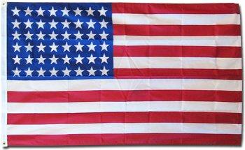Nylon 34 Star American Flag - 9