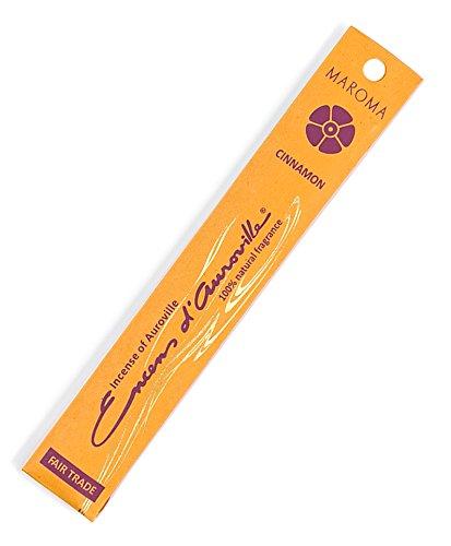 Maroma EDA Incense, Cinnamon, 10 ()