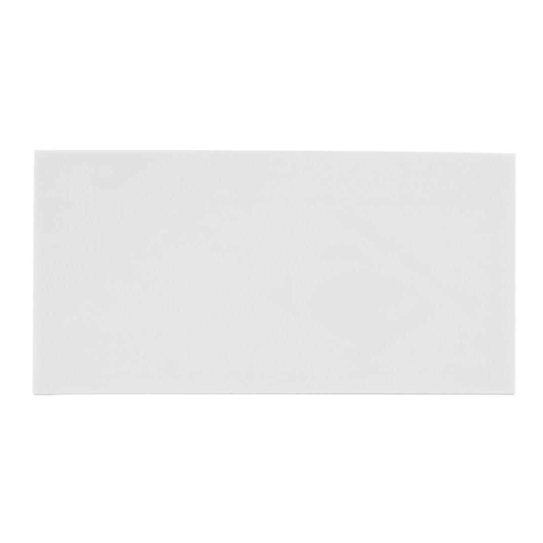 En plastique blanc acrylique Plexiglas Cut Sheet A3 Taille 297mm x 420mm x 2mm