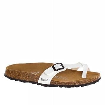 Betula Silvia 962223 Whit Damen Meer Schuhe: