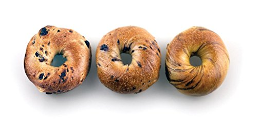Fresh New York Bagels - Staten Island line assortment