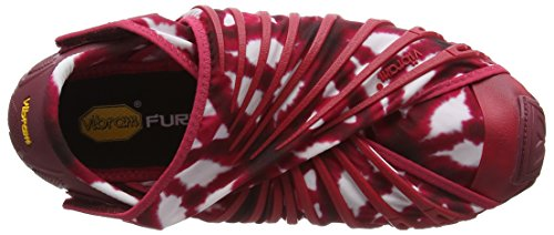 Fivefingers Damen Vibram Furoshiki Originele Sneaker Rot (shibori)