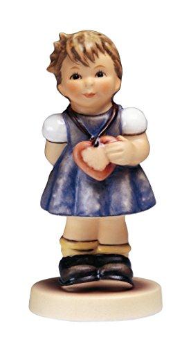 Hummel Manufaktur Hummel Figurine My Heart's Desire, Original MI Hummel Collection, ()