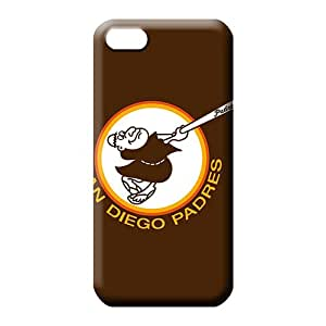 iphone 6plus 6p covers protection Hot phone Hard Cases With Fashion Design mobile phone carrying shells baseball san diego padres 3