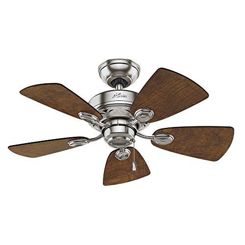 Travel Ceiling Fan : Hunter fan company watson ceiling with light