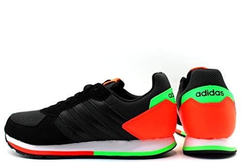 Zapatillas adidas Unisex 8k 0 Carbon Negbás Adulto K Gris de Deporte Rojsol SwE6pq6
