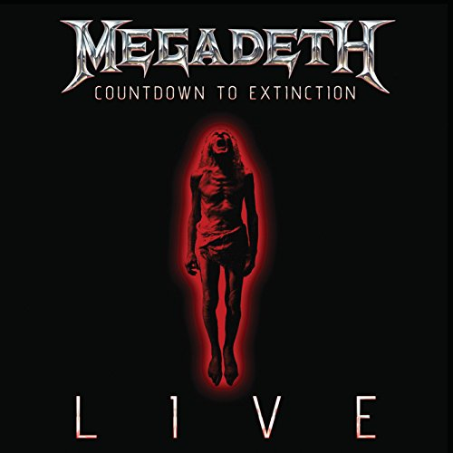 Megadeth: Countdown To Extinction: Live (Audio CD)