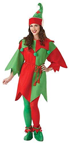 Costumes USA Christmas Elf Tunic Costume -