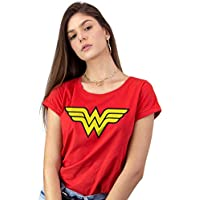 Camiseta Wonder Woman Logo