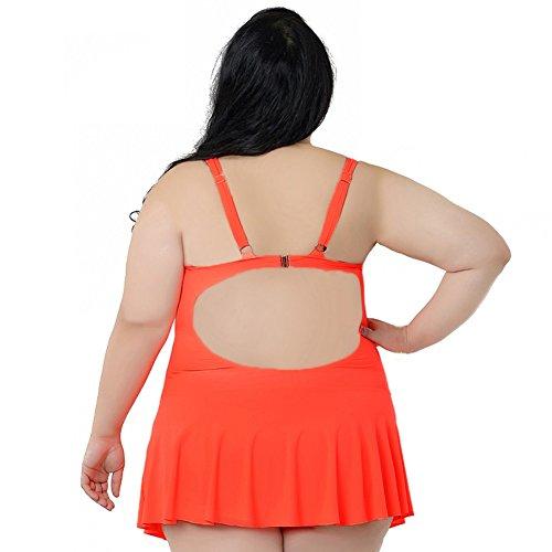 Moresave - Traje de una pieza - para mujer Arancione