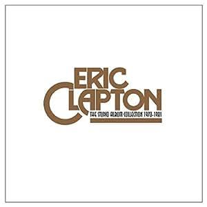 Eric Clapton: The Studio Album Collection 1970-1981 [9 LP Box Set]