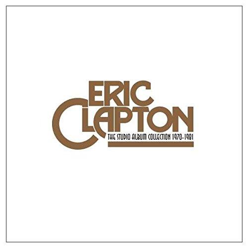 Vinilo : Eric Clapton - The Studio Album Collection 1970-1981 (180 Gram Vinyl, Boxed Set, Oversize Item Split, 9 Disc)
