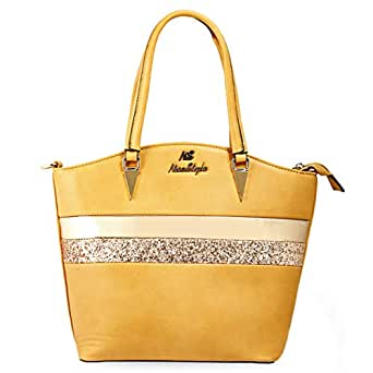 Nice Style 16011933H Tote Bag for Women - Brown