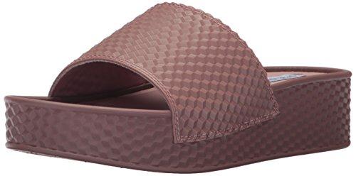 Steve Madden Kvinna Sharpie Glid Sandal Mauve