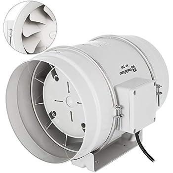 Mophorn Inline Duct Fan 8 Inch 495 Cfm Mixed Flow