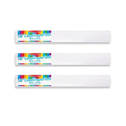 Melissa & Doug Deluxe Easel Paper (3 pack -