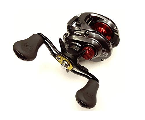 Daiwa Tatula CT 100HL 6.3:1 Left Hand Baitcast Fishing, used for sale  Delivered anywhere in USA