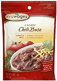 Mrs. Wages W537-J4425 5 Oz Chili Base Mix Seasoning - Quantity 10