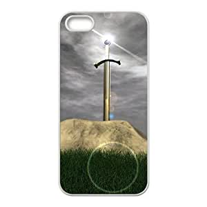 iPhone 4 4s Cell Phone Case Covers White Sword in the Stone F9808458