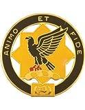 1st Cavalry Unit Crest (Animo Et Fide)