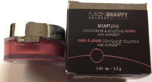 (Fusion Beauty Sculptdiva Contouring & Sculpting Blush with Amplifat - # Cherub - 8.5g/0.3oz Boxed!)