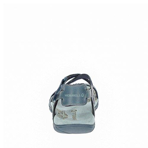 Black Sandal lilac Rose Merrell Sandspur Nero Ltr Women X8TS5Sq7