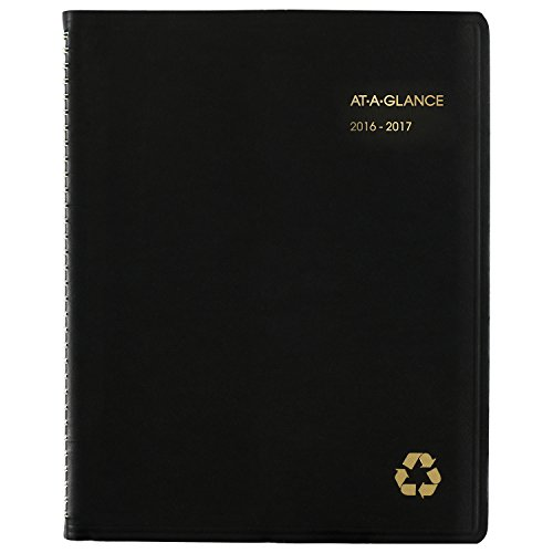 GLANCE Academic Monthly Appointment Planner