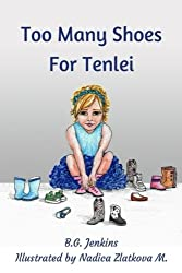 Too Many Shoes For Tenlei: The Gift of Sharing