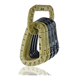 DB.WOR Carabineer Tactical 6 Piece Enforcement Polymer