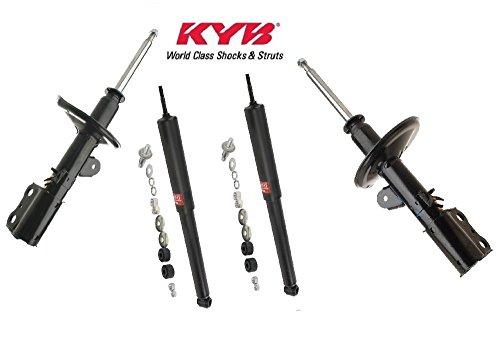 KYB KIT 4 FRONT & REAR shocks / struts 2001 - 05 TOYOTA RAV4 (Kyb Toyota Model)