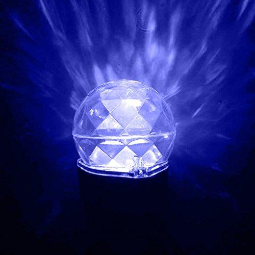 Diseño exclusivo resistente al agua foco LED Proyector luz ...
