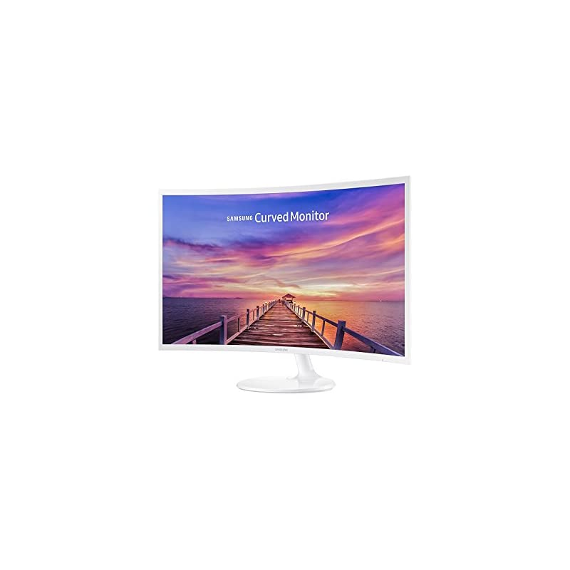 Samsung 32-Inch Widescreen FHD Curved LE