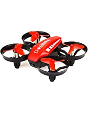 Cheerwing CW10 Mini Drone for Kids WiFi FPV Drone with Camera Remote Control Quadcopter with Altitude Hold and One Key Take-Off/Landing Red