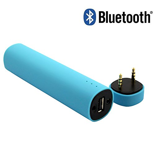 Exposed Bracket Support (QILOVE 3 In 1 Bluetooth Multifunctional 4000mAh Power Bank Rechargeable External Battery Charger Mini Good Quality Speaker Cellphone Stand For Smart-phones And Travelers, Outdoor)