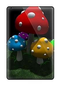 Series Skin Case Cover For Ipad Mini 2(3d Mushroom)