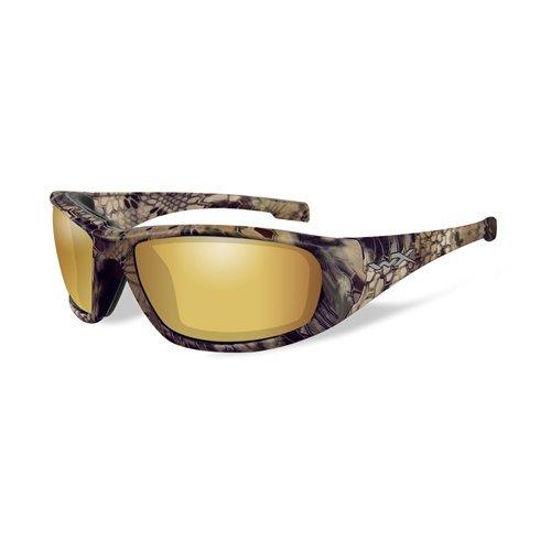 Wiley X Unisex Boss Kryptek Highlander Polarized Sunglasses Camouflage One - Sunglasses Wholesale Camo