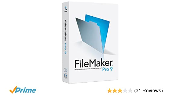 filemaker pro 12 for sale