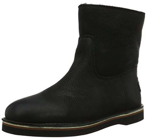with Schlupfstiefel Lining Shabbies Short Damen Amsterdam Lammy Ladies 16cm Shabbies Alissa Boot Merino 7CUw0x0q