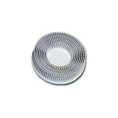 3M Roloc Bristle Disc White 3'' Diameter Grade 120 Grit Industrial Parts House