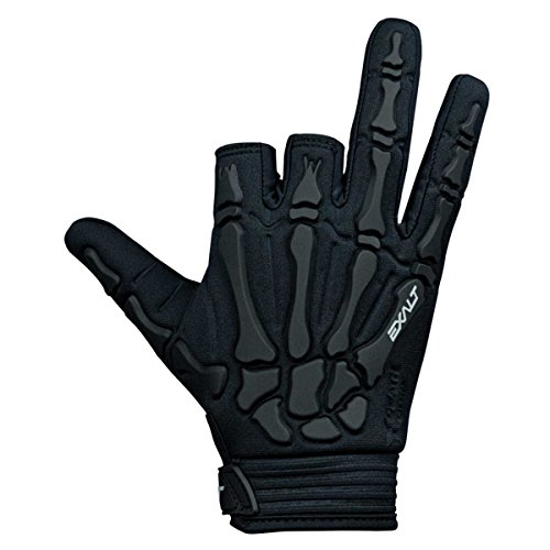 Exalt Paintball Death Grip Gloves - Black - Large by Exalt